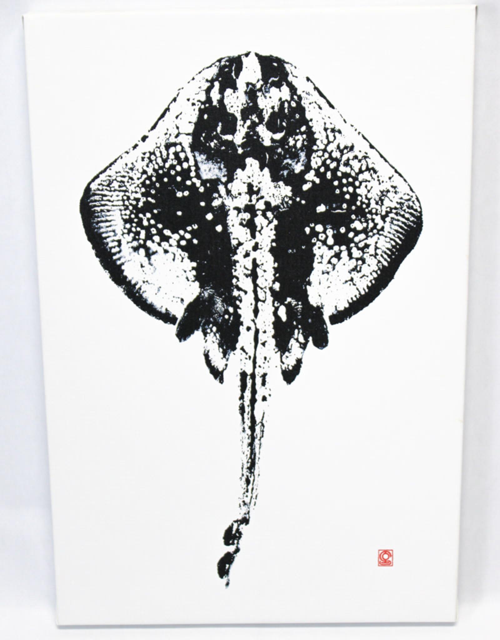 Reel Prints Skate Print