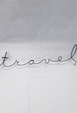 Gauge NYC Poetic Sign-Travel