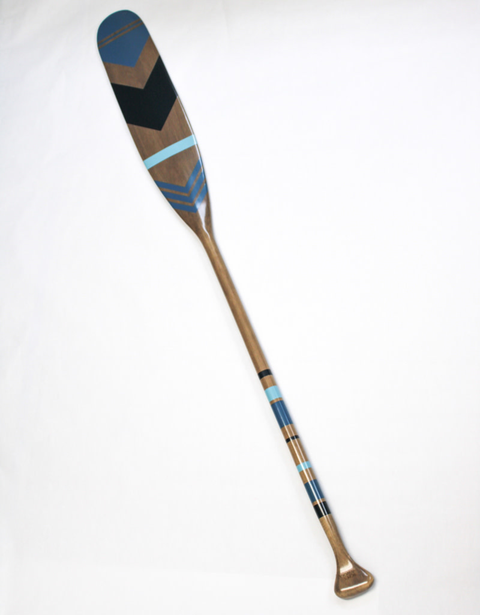 Ropes & Wood Large Paddle with Leather Mount