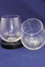 Aura Glass Aura Glass set of 2 glasses with base Multi