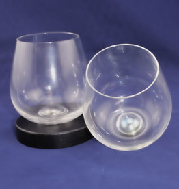 Aura Glass Aura Glass set of 2 glasses with base Multi