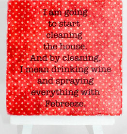 Paisley & Parsley Housework PS 001