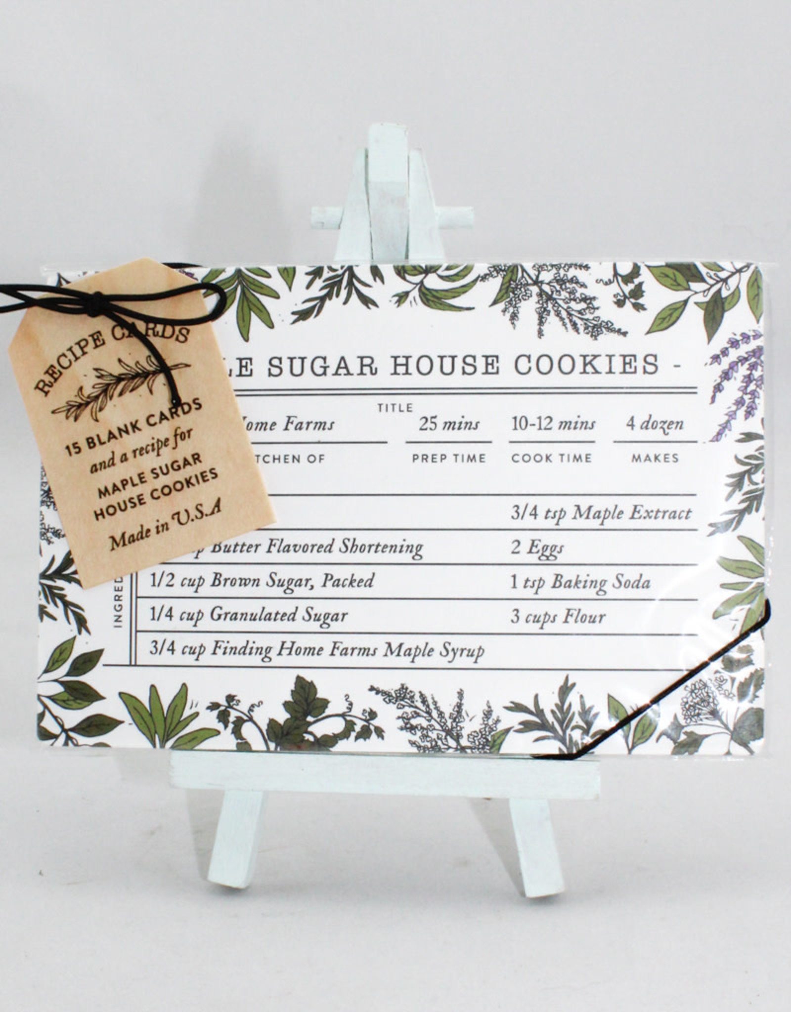 Finding Home Farms Recipe Card Set