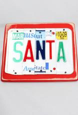 Unique Pl8Z Santa