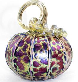 The Furnace Glassworks Medium Pumpkin