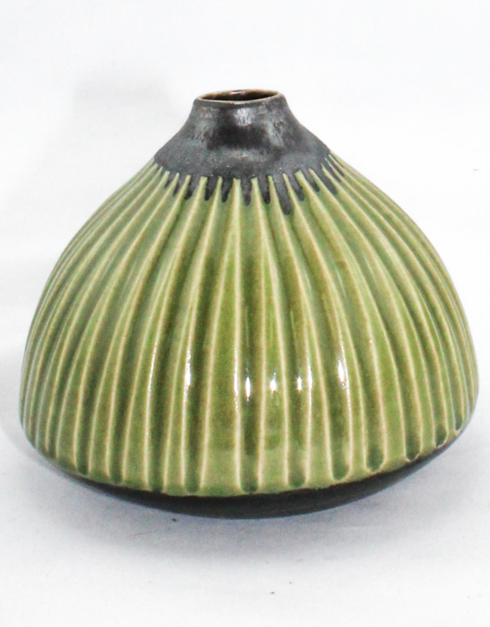 Kiara Matos Matcha Green Vase