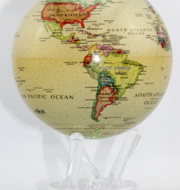 Mova International Political Map Yellow Mova Globe
