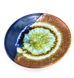 Dock 6 Pottery Small Plate