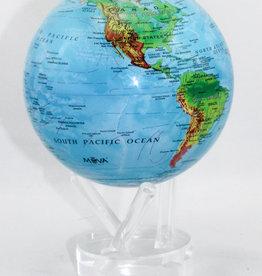 Mova International Relief Map Blue 4.5