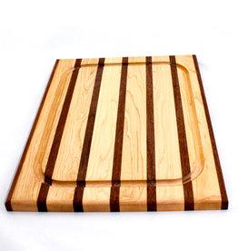 Soundview Millworks Medium Carving Board - Multi Stripe