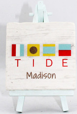 Paisley & Parsley Tide Coaster