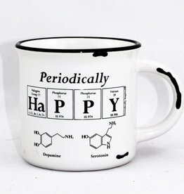 Periodically Inspired Periodically Happy Mug