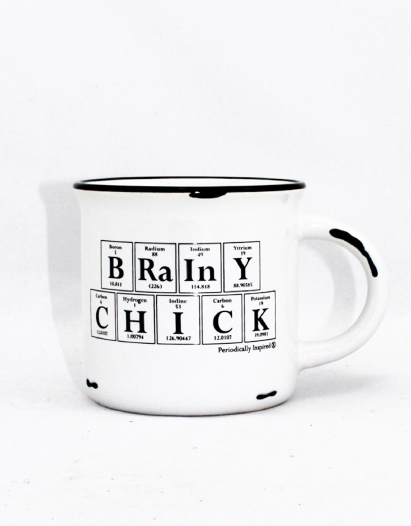 Periodically Inspired Mug-Brainy Chick