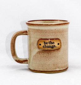 Mud Love Be The Change Mug