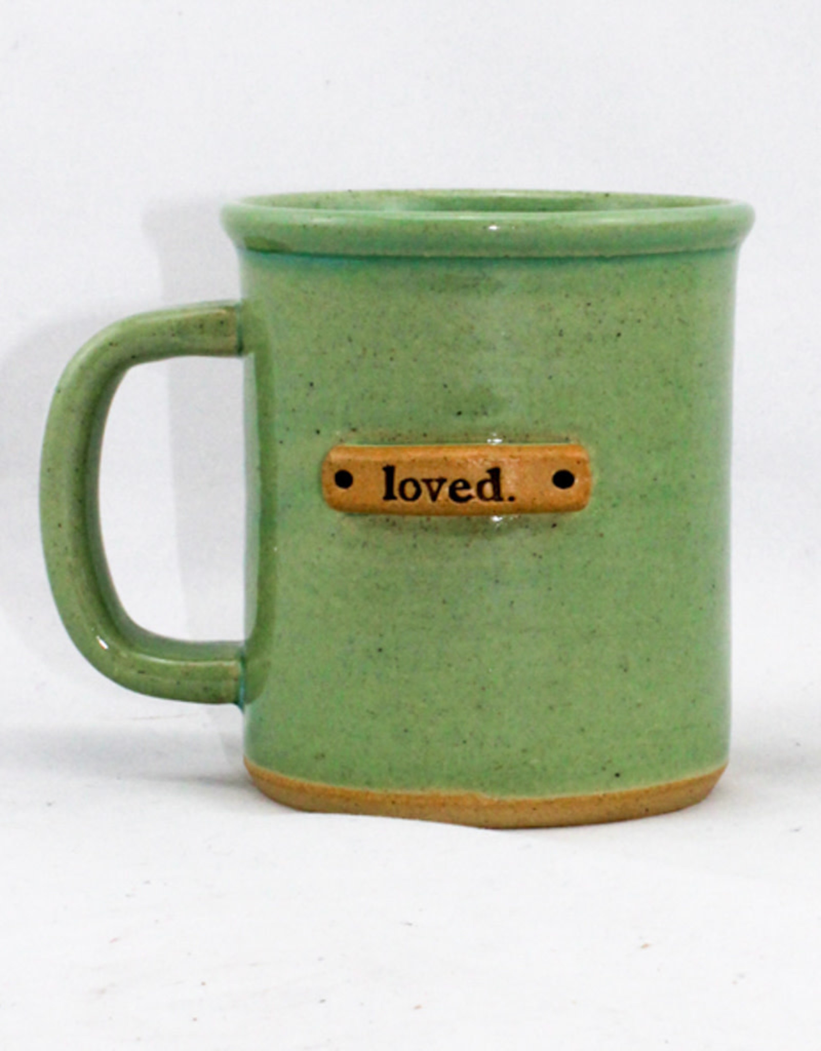 Mud Love Loved Mug