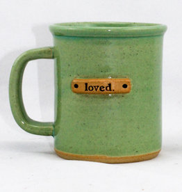 Mud Love Loved Mug