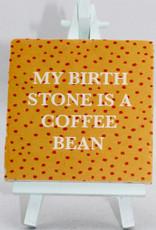 Paisley & Parsley Birth Stone Coaster