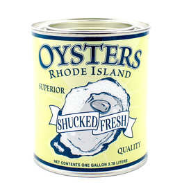 Kim Hovell Rhode Island Oyster