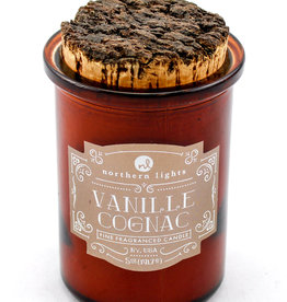 Northern Lights Candle - Spirit Jar - Vanilla Cognac