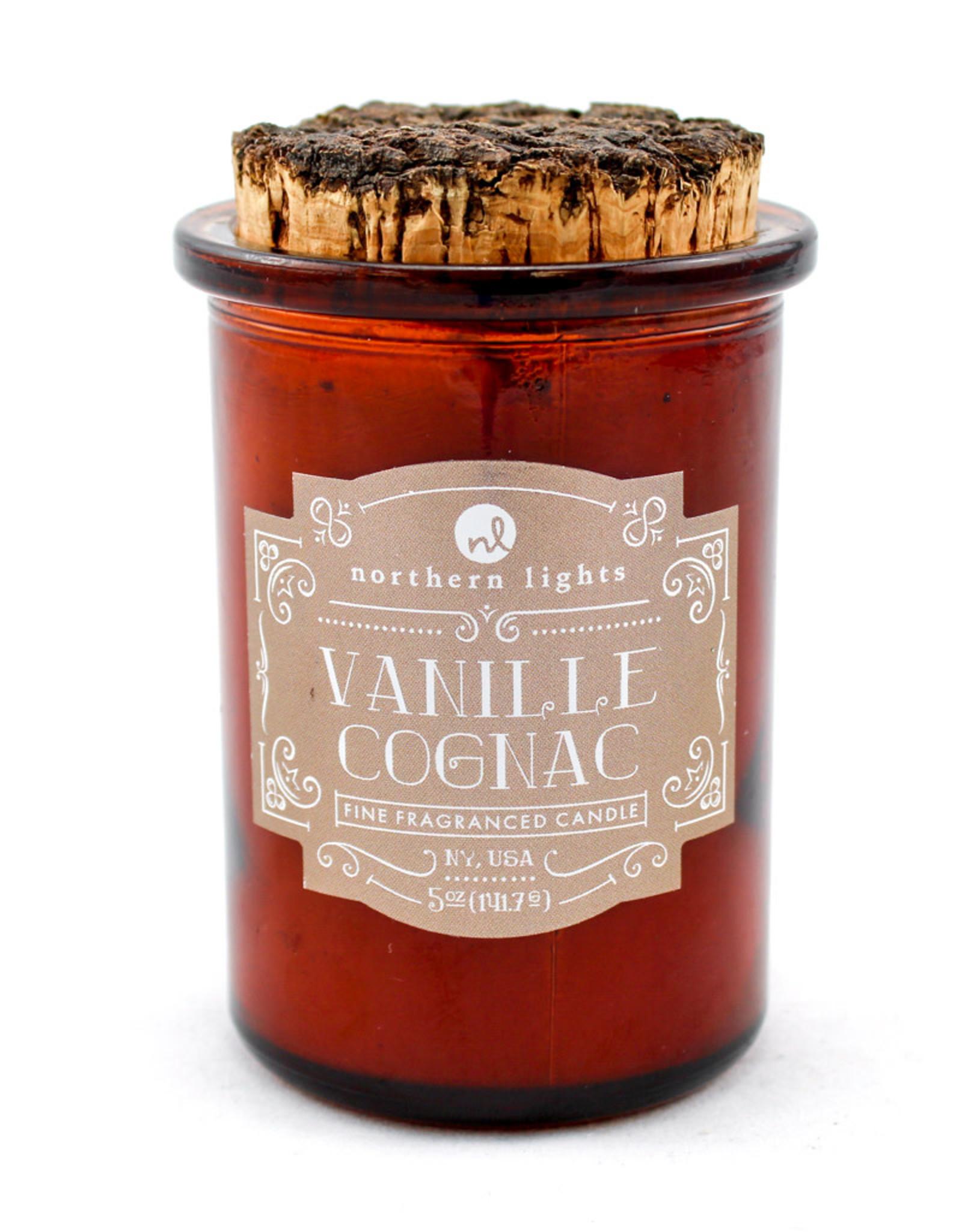 Northern Lights Candle - Spirit Jar - Vanilla Cognac