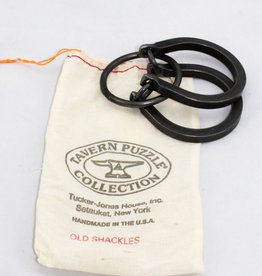 Tucker-Jones House Inc. Old Shackles Puzzle