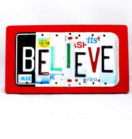 Unique Pl8Z Believe