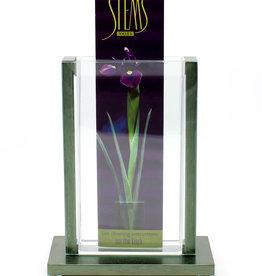 Stems Vases VASE V4 -  4″W x 6″T