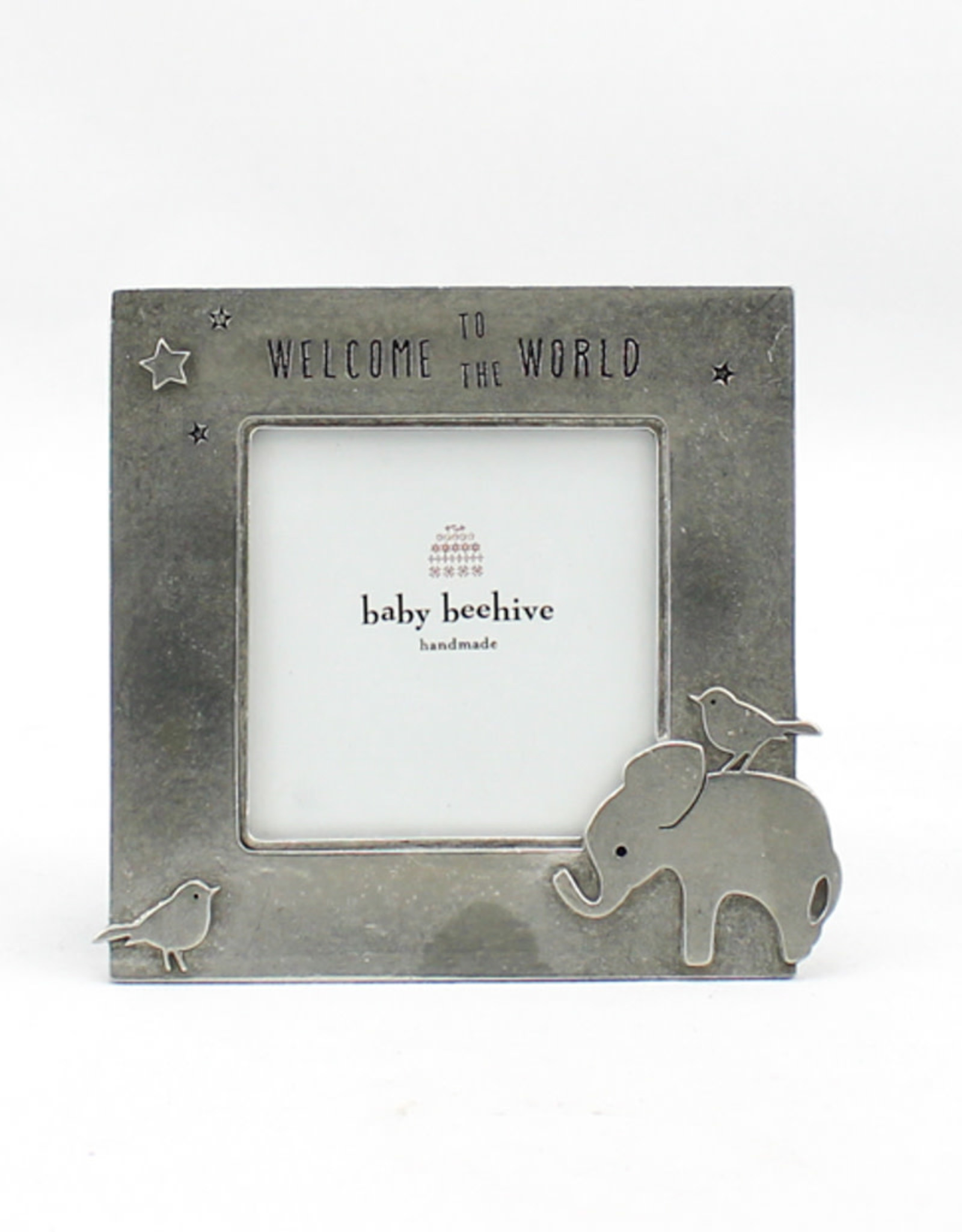 Beehive Handmade Elephant Picture Frame
