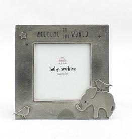 Beehive Handmade Elephant Picture Frame