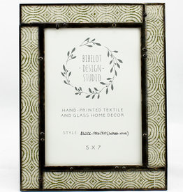 Bibleot Designs 5x7 Olive Indian