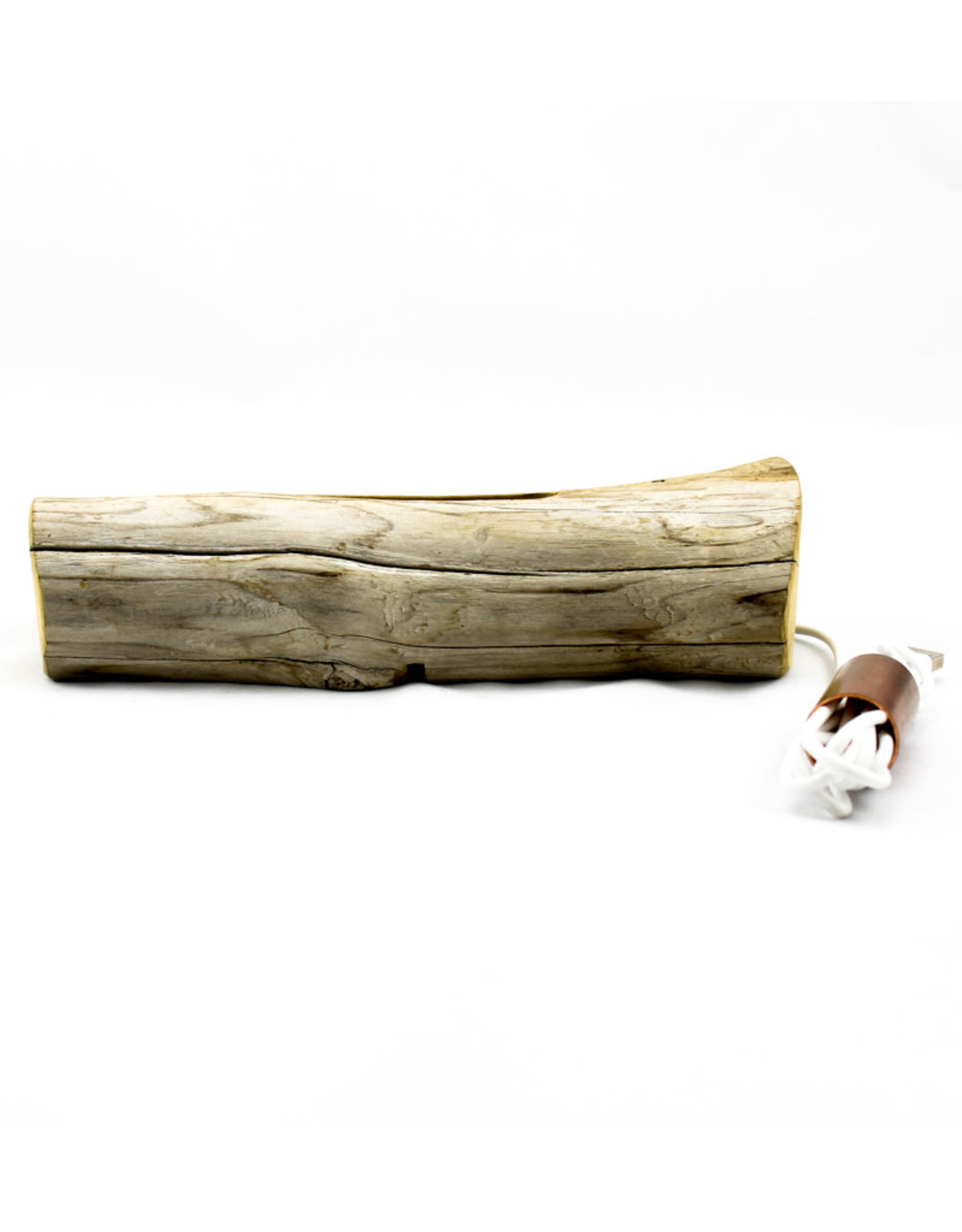 DockSmith Driftwood Docking Station-Android