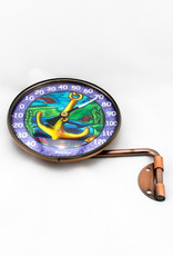 Pink Cloud Gallery Anchor Thermometer