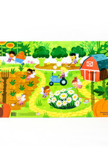 Constructive Eating Garden Fairy Placemat