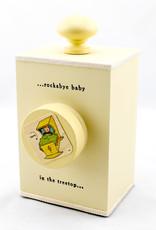 Tree by Kerri Lee Wind-up music box-Rockabye Baby