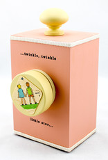 Tree by Kerri Lee Wind-up music box-Twinkle Twinkle