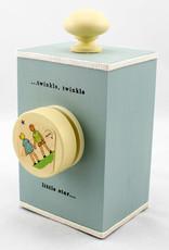 Tree by Kerri Lee Wind-up music box-Twinkle Twinkle
