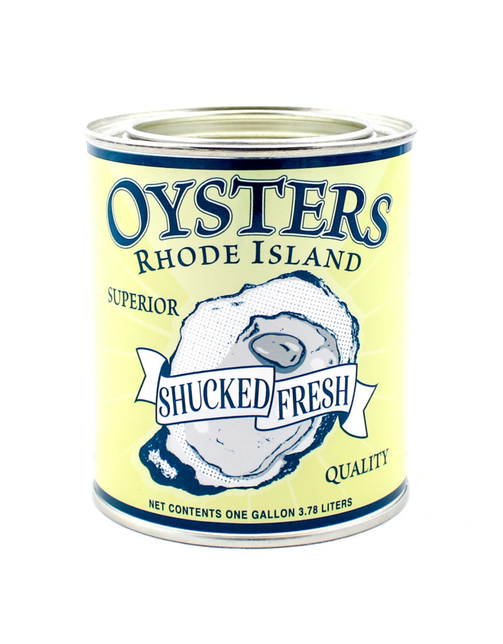 Kim Hovell Rhode Island Oyster Candle