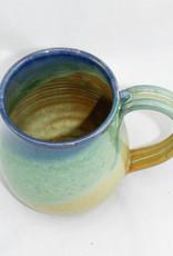 Jason Silverman Ceramics Wide Mug-Sky