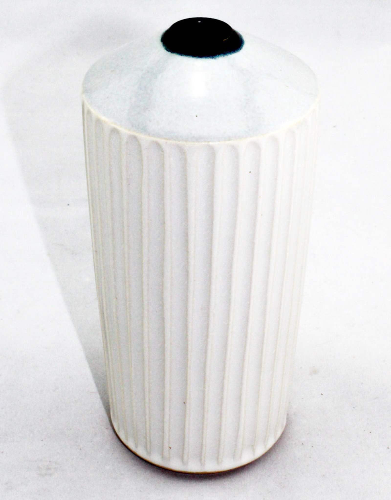 Kiara Matos White Vase