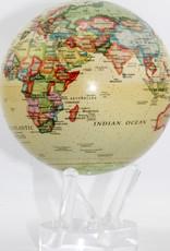 Mova International Political Map Yellow Mova Globe