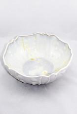 Alison Evans Ceramics Sea Urchin Bowl Large: Pearl
