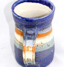 Robert Parrott Mug-16 oz. Blue