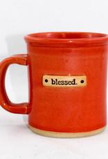 Mud Love Blessed Mug