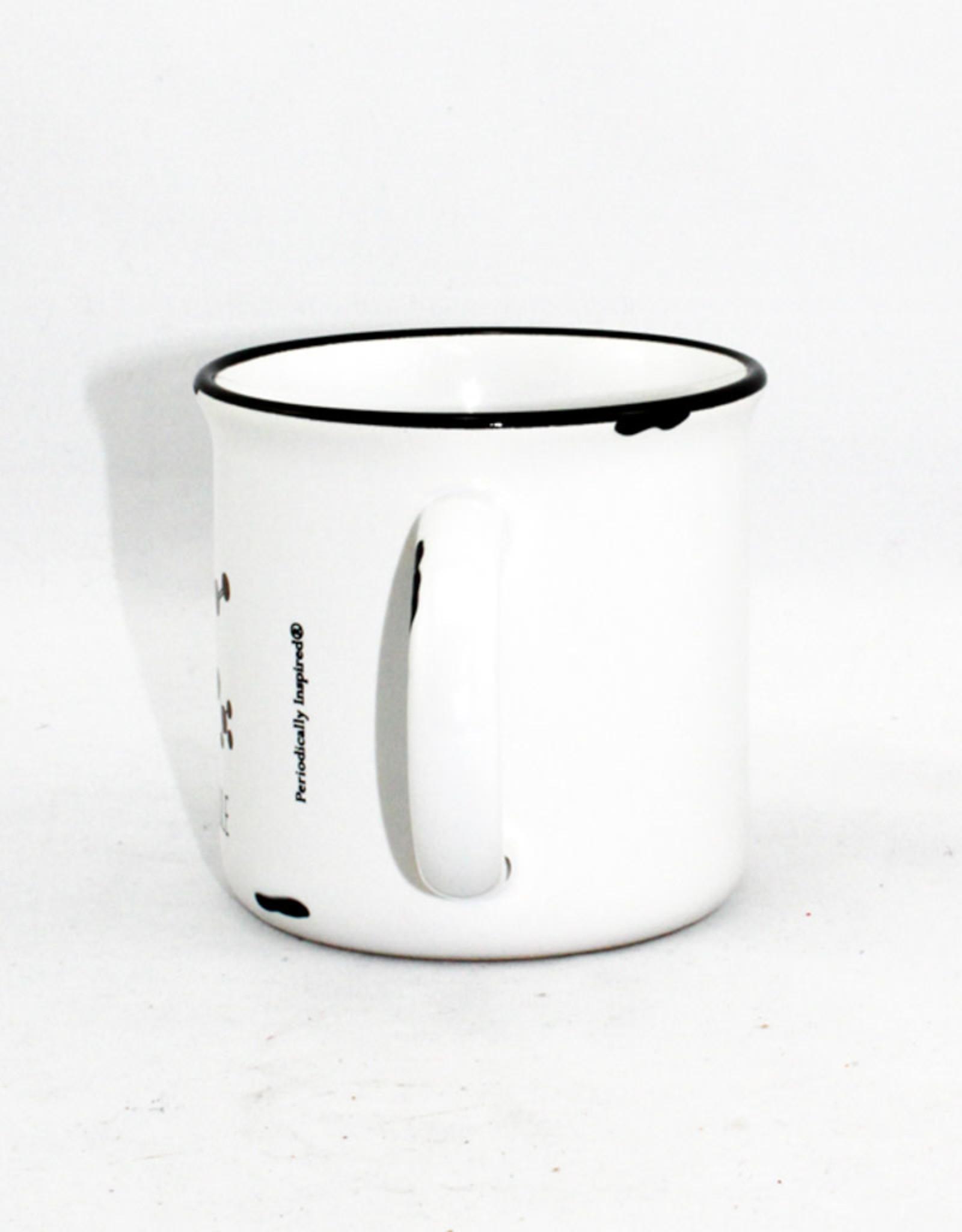 Periodically Inspired Mug-MY MORNING MOLECULE