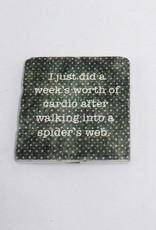 Paisley & Parsley Spider Web Coaster