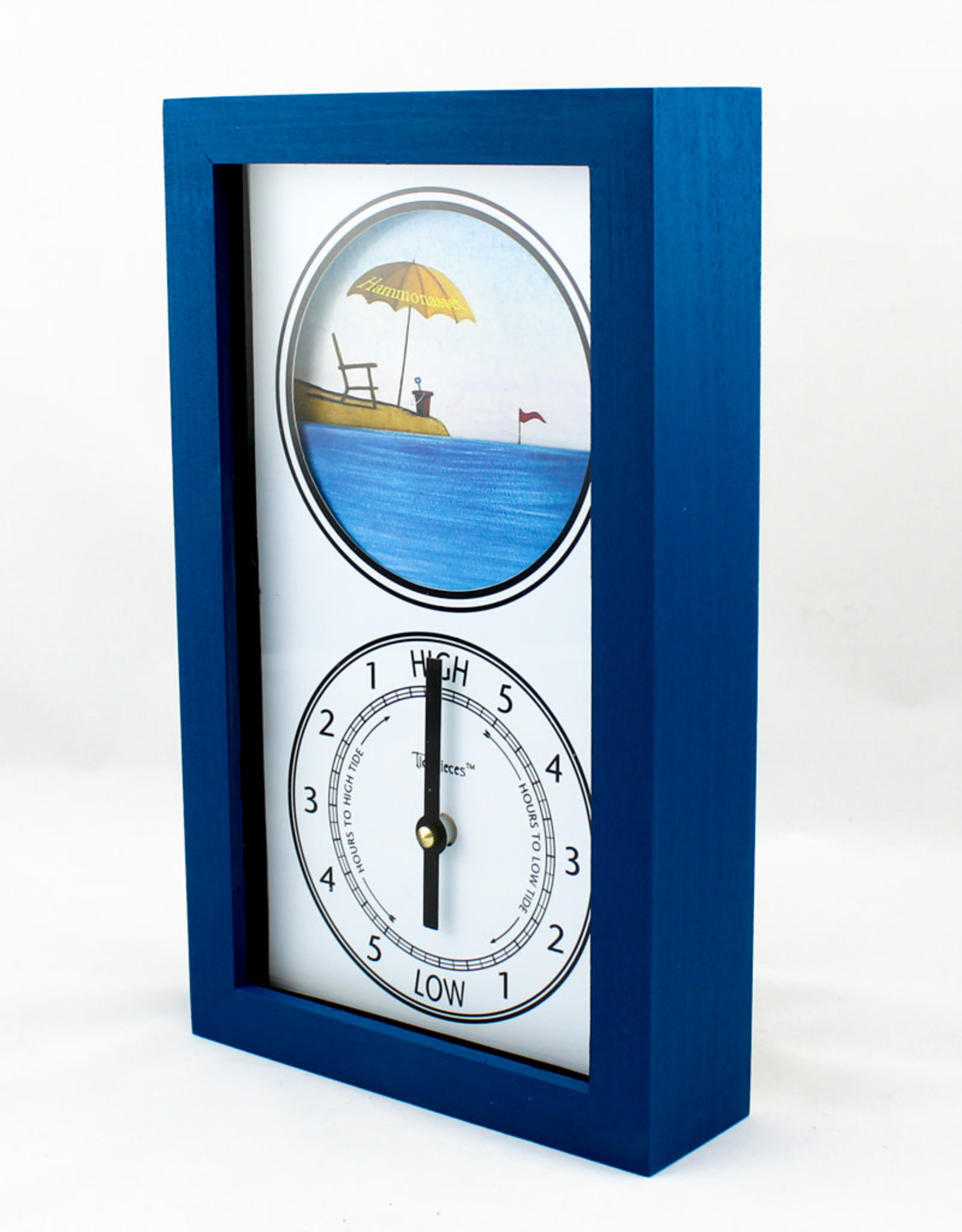 Tide Pieces Hammonasset Tide Clock