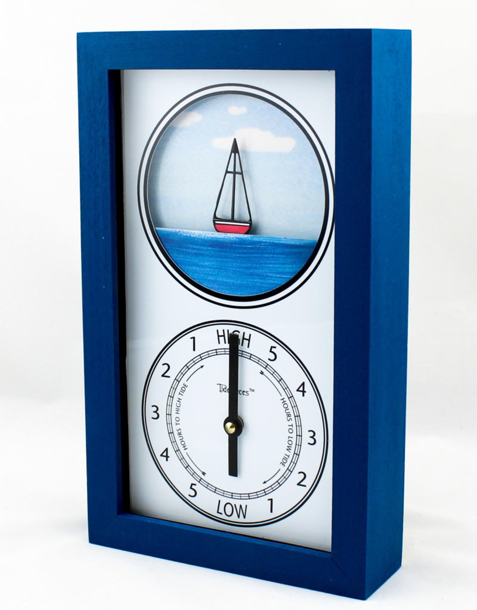 Tide Pieces Sailboat Tide Clock