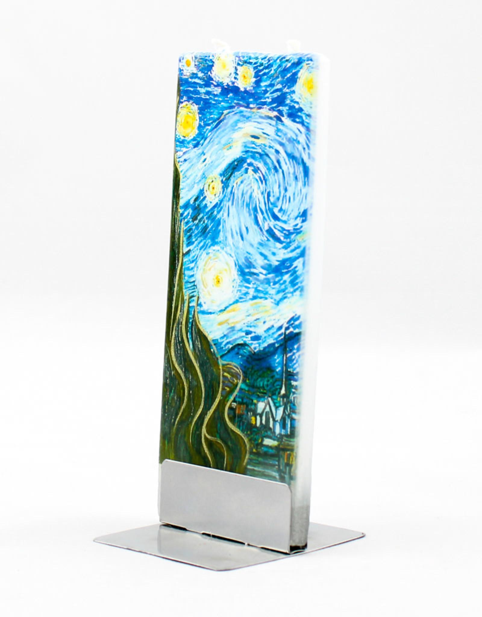 Flatyz The Starry Night Candle