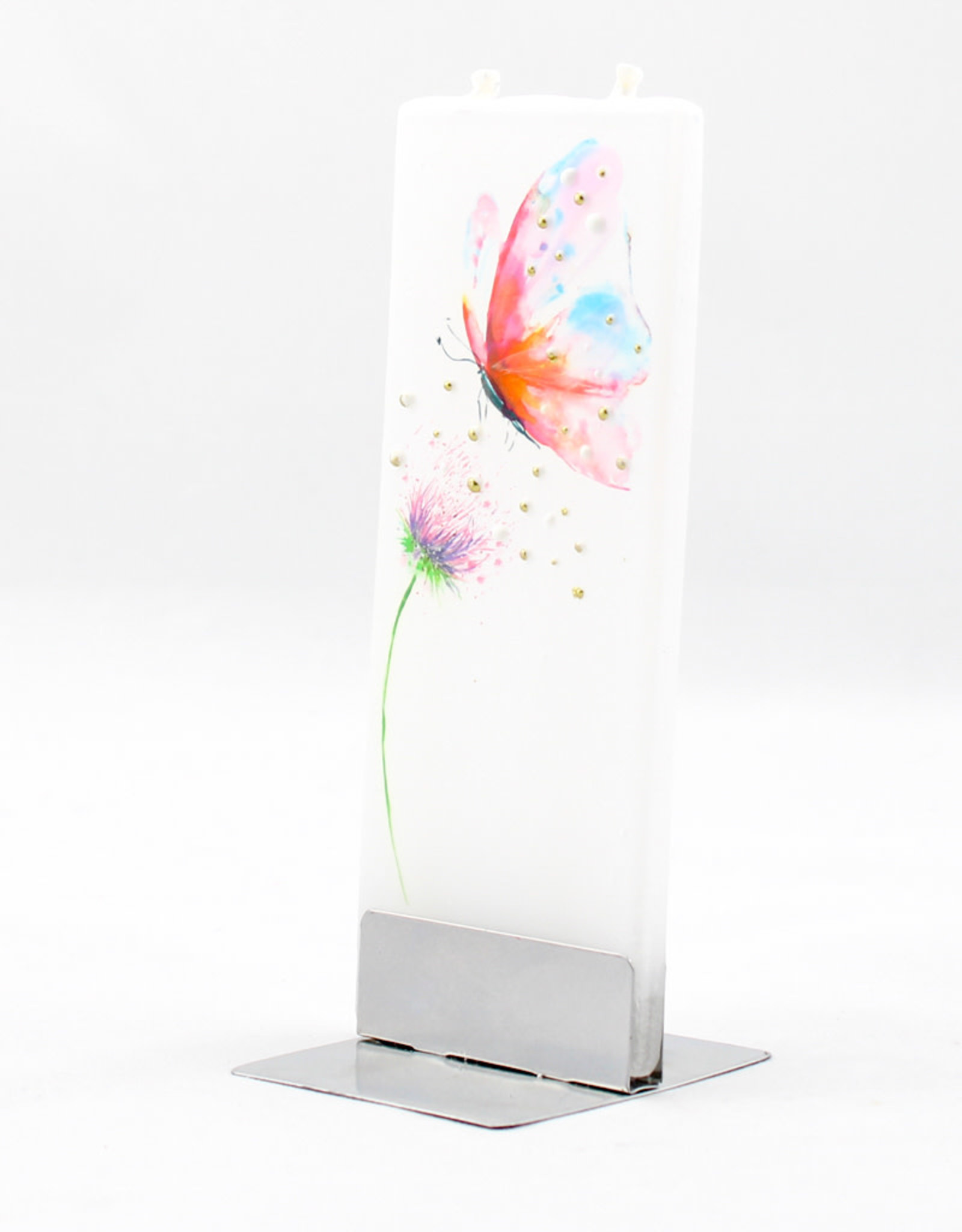 Flatyz Butterfly Candle
