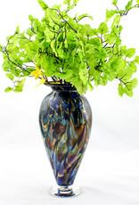 The Glass Forge Moonbeam Vase